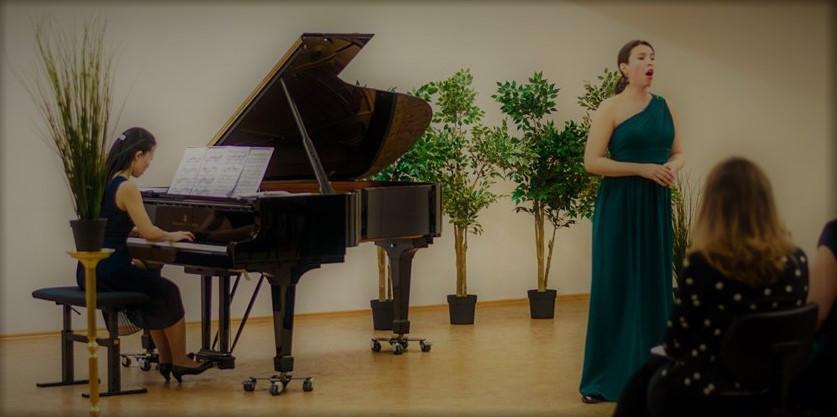 Aria Recital, Salzburg, Austria