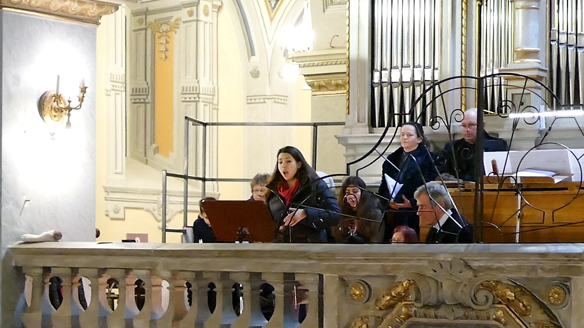 Christmas Concert, Lutheran Church,Nyiregyhaza, Hungary