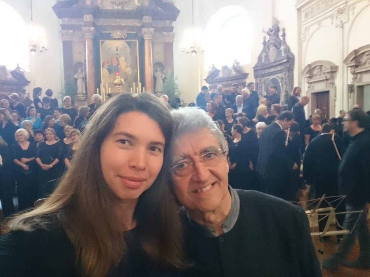 W.A. Mozart, Coronation Mass, With Gabor Hollerung, Salzburger Dom, Austria