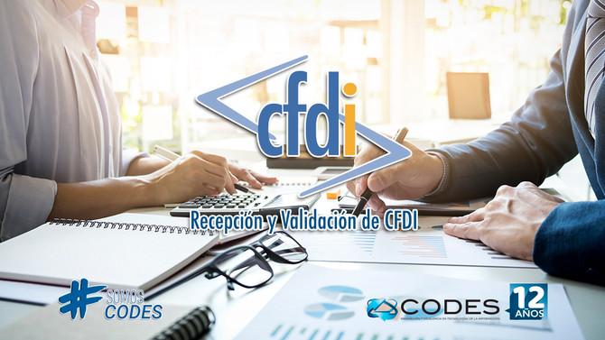 Portal de Recepción y Validación de CFDI.