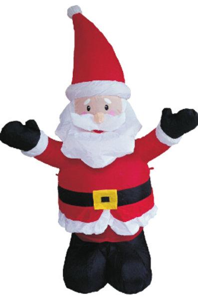 CHX1411 Little Inflatable Santa Claus