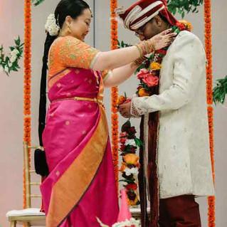 Indian-wedding-ceremony-Korean-bride-Ind