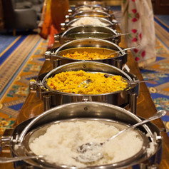 North Indian Dinner Buffet