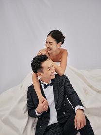 PHOTOGRAPHY / MOSQUITOYAO 蚊子 WEBSITE / www.mosquitoyao.com MAKE UP / HAIR STYLE/ Kiki.Yeah stylist WEDDING DRESS / 蒂米琪 Demetrios Bridal Room