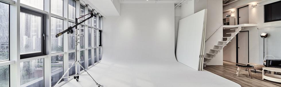 攝影棚室內空間