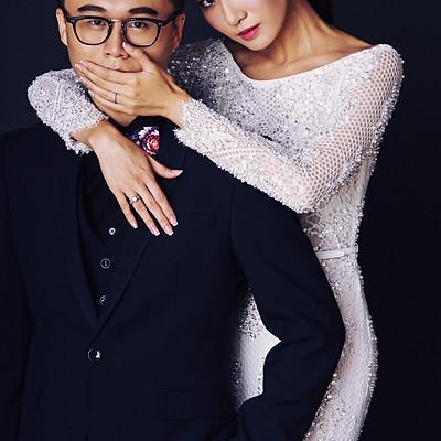 Aaron Chou & Nicole Yang