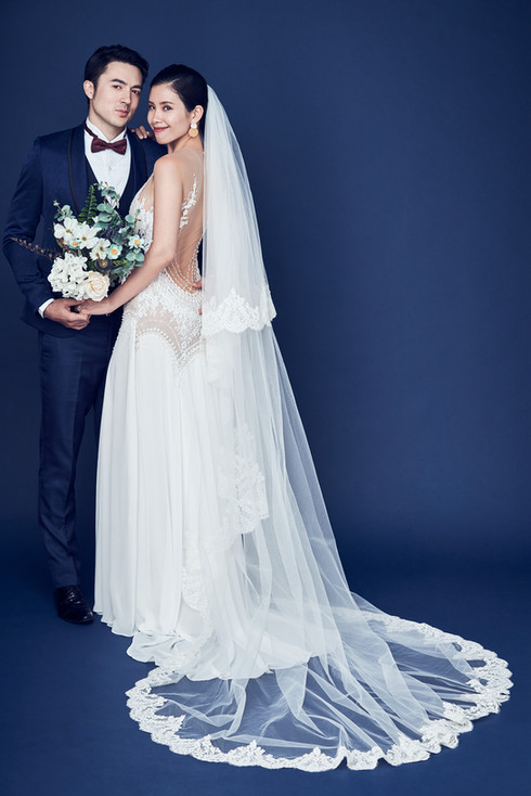 [自由、婚紗] PRE-WEDDING | 班傑 Benji &Cindy
