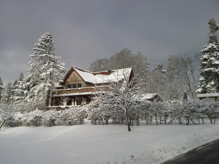 Im Winter ein echter Anziehungspunkt