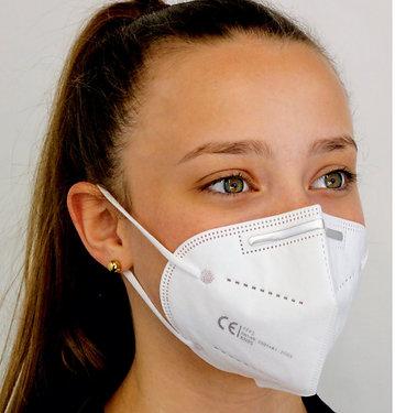 FFP2/KN95 -Hygiene-Atemschutzmaske