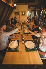 Feste feiern auf der Lauschhütte in unserem Fuchsbauc