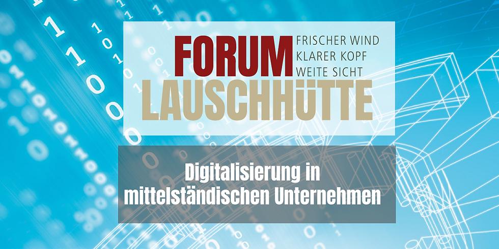 Digitalisierung in mittelständischen Unternehmen