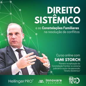 Direito Sistêmico e as Constelações Familiares na resolução de conflitos: curso online