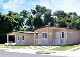 Residencias de 3 recámaras y 2 baños
