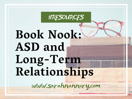 Book Nook: ASD and Long-Term Relationships