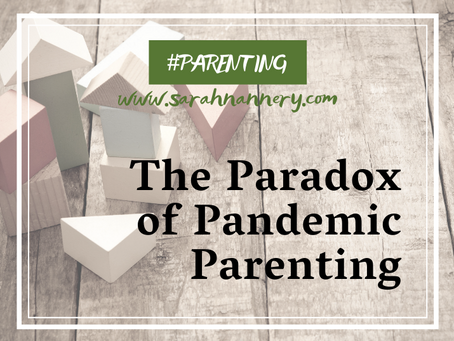 The Paradox of Pandemic Parenting