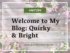 Welcome to My Blog: Quirky & Bright