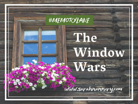 Memory Lane: The Window Wars
