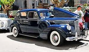 1941 Packard Limousine Servicing Newport Providence RI