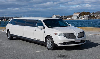 Lincoln MKT stretch limo servicing Newport and Providence RI