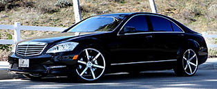 Mercedes Benz S-Class Limo