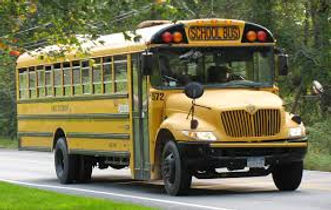 49 Passenger School Bus servicing Newport and Providence RI