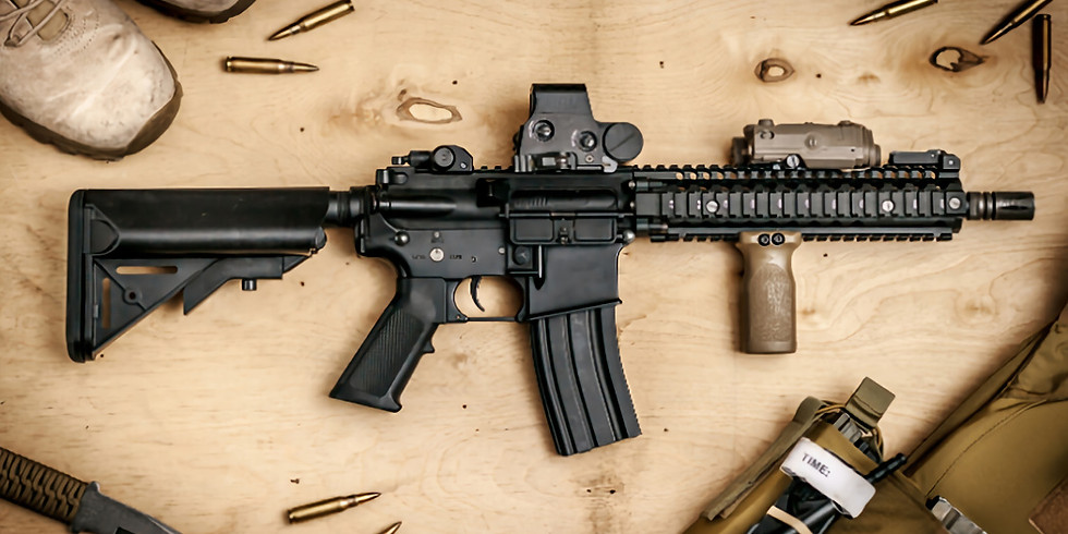 Carbine 101 & 102