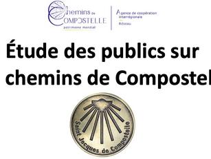 Lancement de l'étude des publics sur les chemins de Compostelle