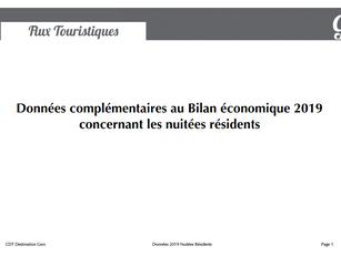 Bilan 2019 données complémentaires : le résident gersois est un ambassadeur de la Destination !