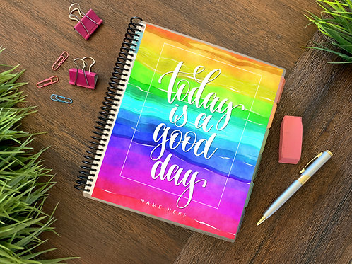 TODAY IS A GOOD DAY  | 2021 6 MONTH  Direct Sales Planner