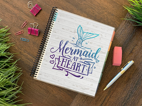 MERMAID AT HEART  | 2021 12 MONTH  Direct Sales Planner