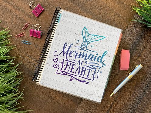 2021 MERMAID 12 Month Planner (generic)