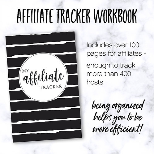 Affiliate Notebook PDF (instant download)