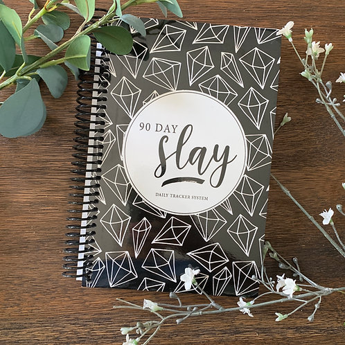 90 Day Slay Workbook