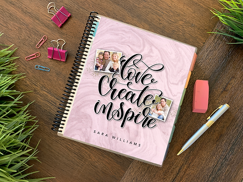 Create & Inspire | JUL-DEC Direct Sales Planner