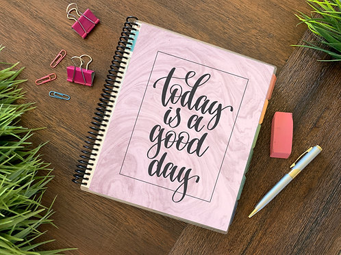 Today is a Good Day | JUL-DEC Direct Sales Planner