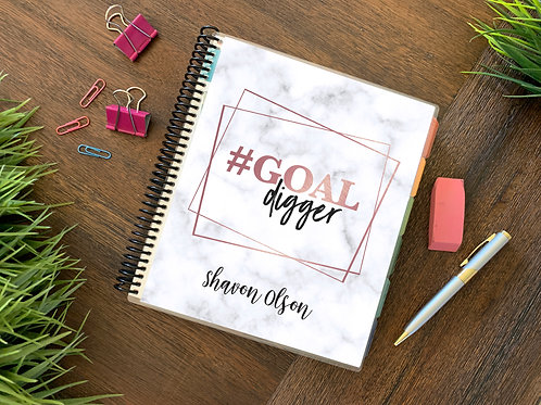 Goal Digger | JUL-DEC Direct Sales Planner