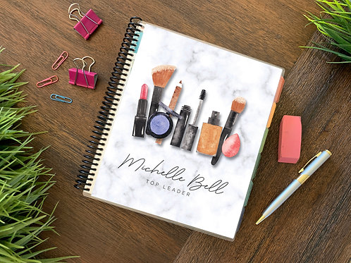 Jan - Jun MAKEUP BUNDLE | 2021 6 MONTH  Direct Sales Planner