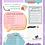 Thumbnail: NAIL BIZ / COLOR STREET  daily biz task notepad (pad of 30 sheets)