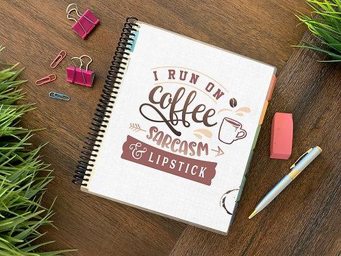 COFFE & SARCASM  | 2021 6 MONTH  Direct Sales Planner