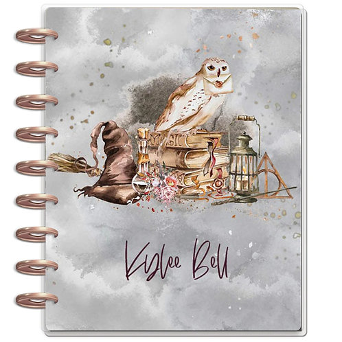 """Planner Cover - for Disc Planners """"Wizard"""""""""""