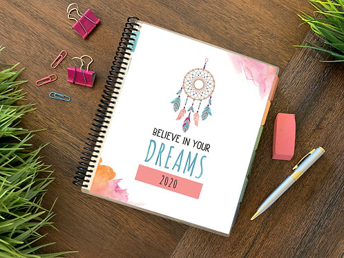DREAMCATCHER | 2021 12 MONTH  Direct Sales Planners (2 options)