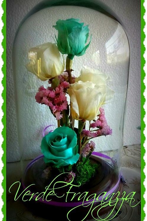 Armonía 5 rosas