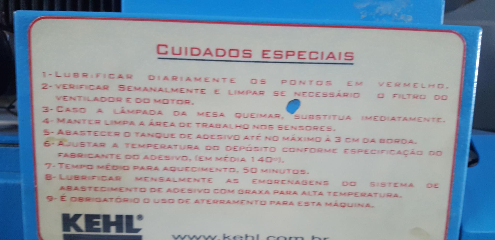 MÁQUINA DE DOBRAR CORTE MOD. 1006