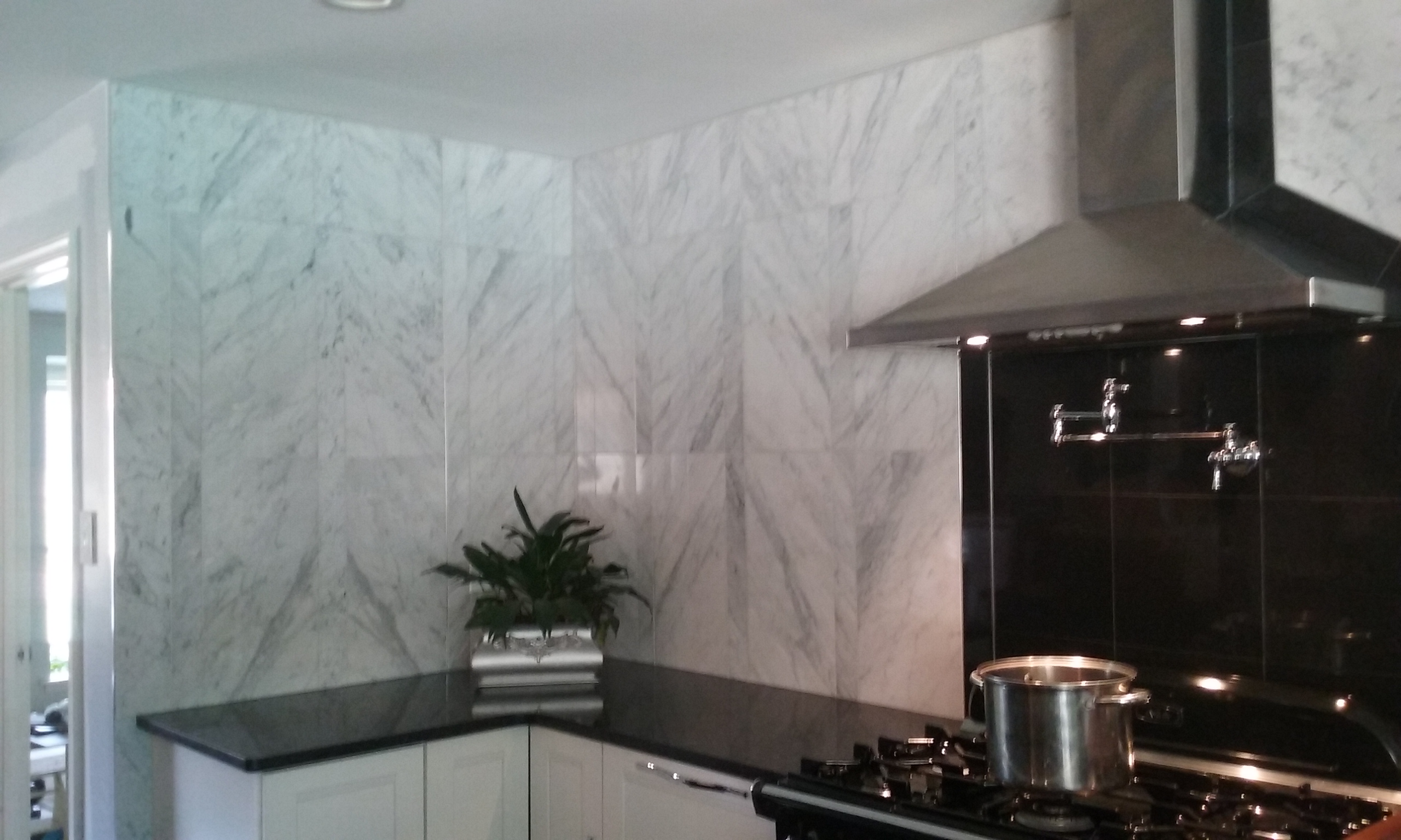 Full Wall Marble BS