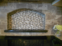 Inset Box with Mosaic