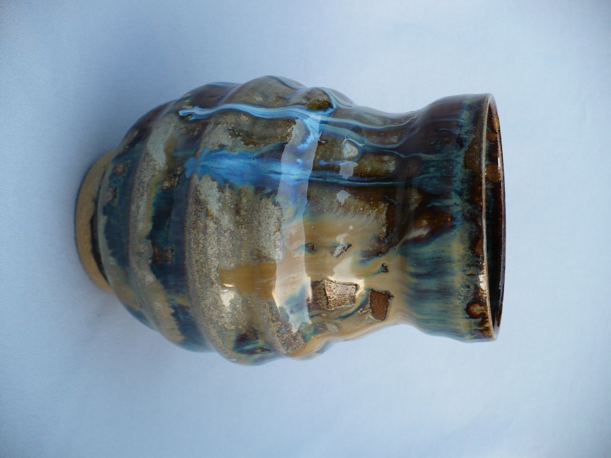 lotsa glaze vase