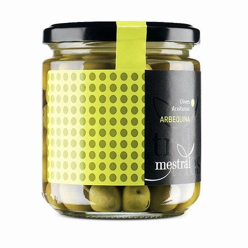 Mestral olijven Arbequina 200 gr