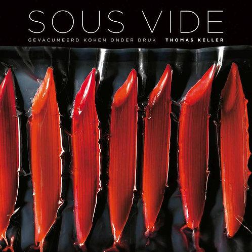 boek - SousVide - gevacumeerd koken onder druk