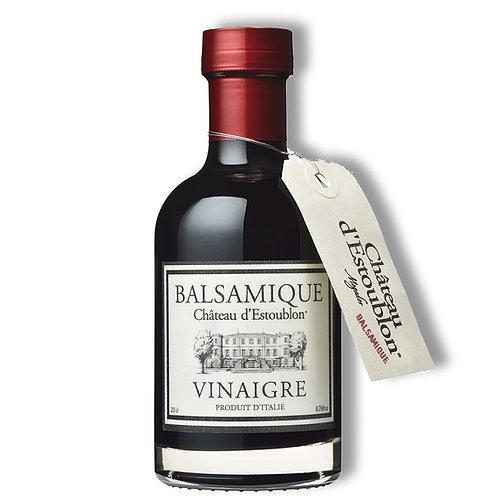 Chat.d'Estoublon vinaigre balsamique 200 ml