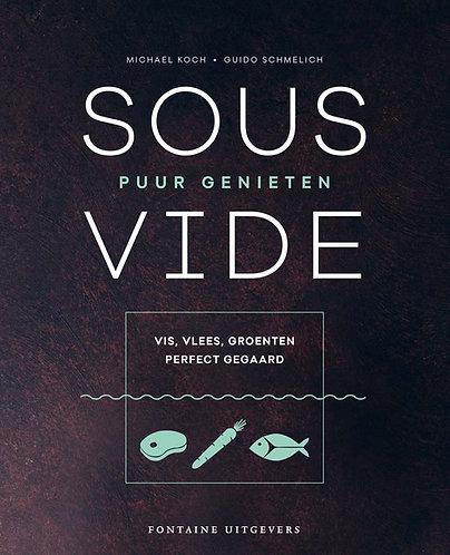 boek - SousVide - puur genieten
